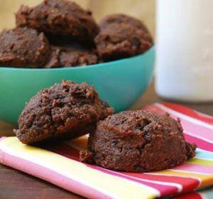 Double Chocolate Cakies